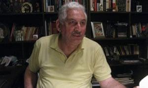 Gary Prado, the man who captured Che Guevara.