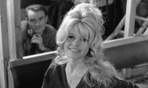 Brigitte Bardot, circa 1960.
