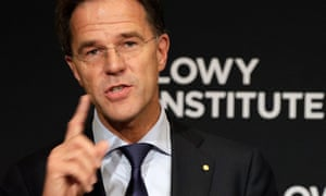 Dutch Pm Urges Middle Powers To Help Fix Flawed