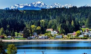 Poulsbo, Washington State, Pacific Northwest