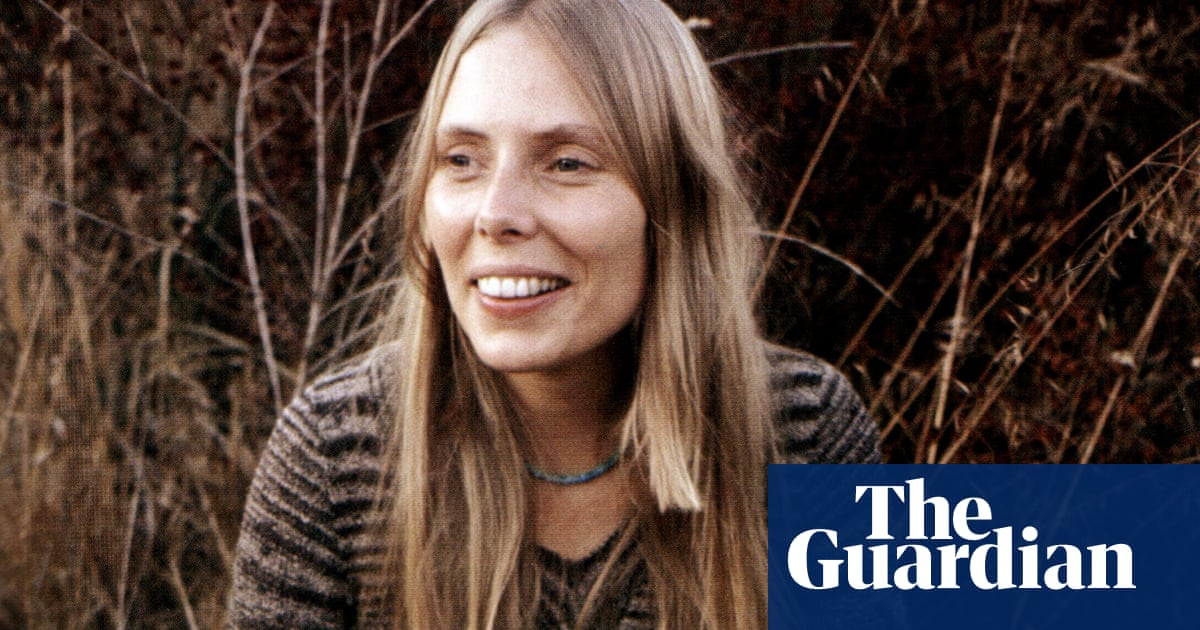 Joni Mitchell's Blue reviewed –archive, 29 June 1971