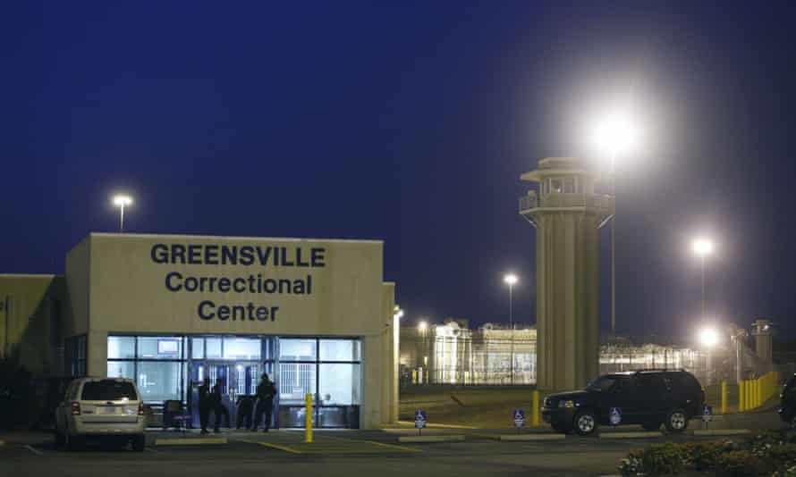 Greensville Correctional Center, where executions are carried out, in Jarratt, Virginia.