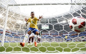 Roberto Firmino has been a crucial option for Brazil off the bench.