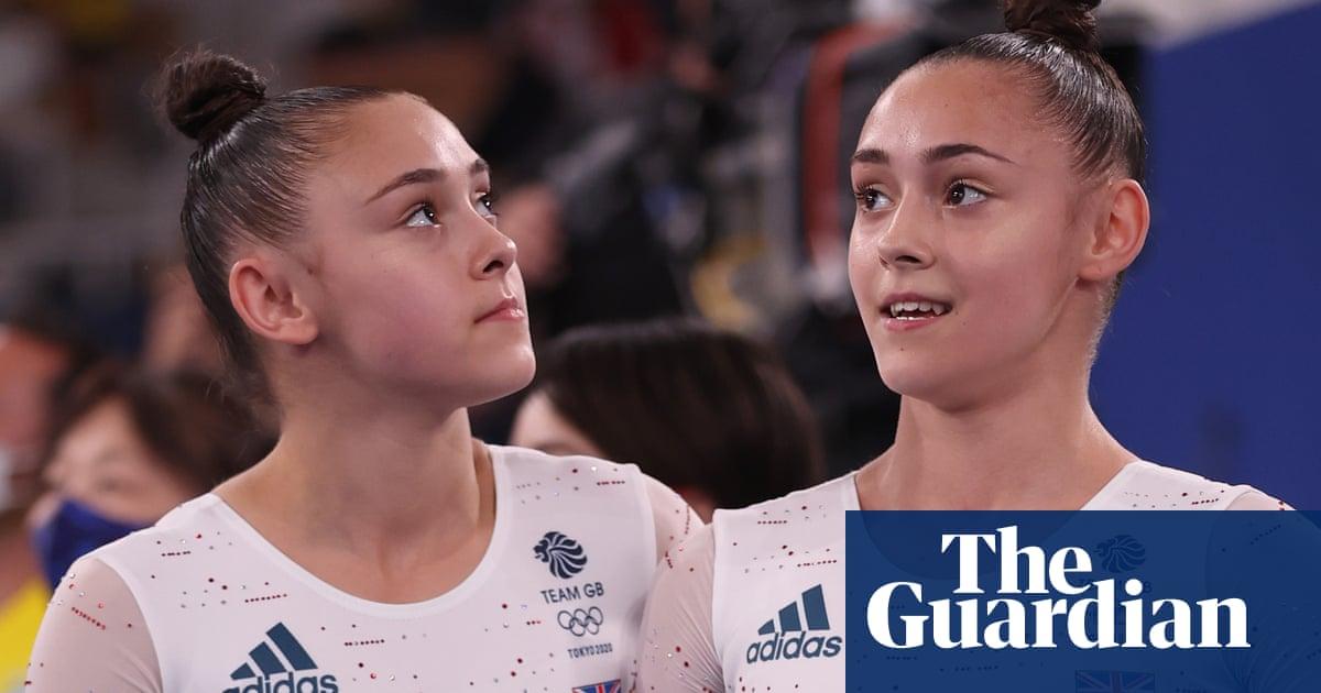 Gadirova twins show Team GB's future in gymnastics is bright