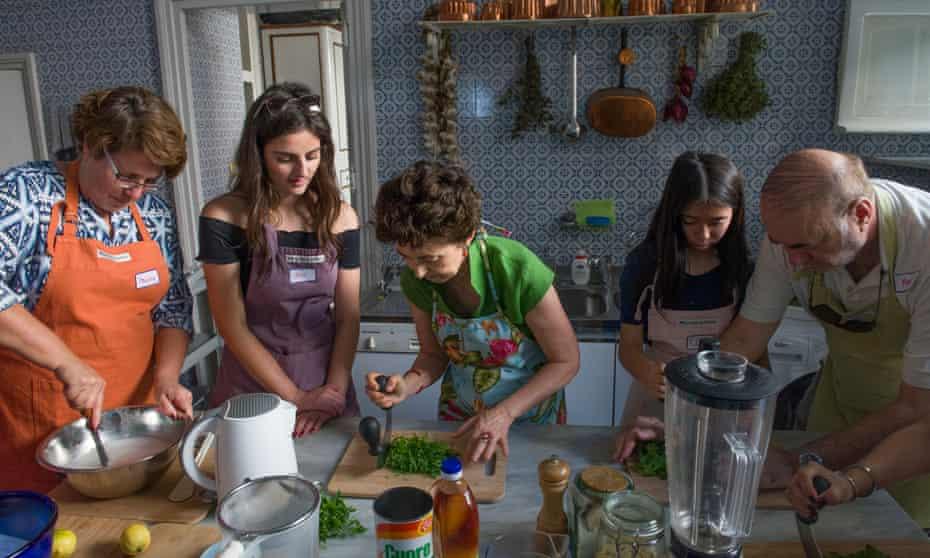 Palermo Nicoletta cooking class