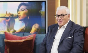 'Amy will not get an Oscar' ... Mitch Winehouse discusses his daughter before the Oscars.