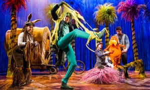 The Lorax by Dr Seuss at the Old Vic.