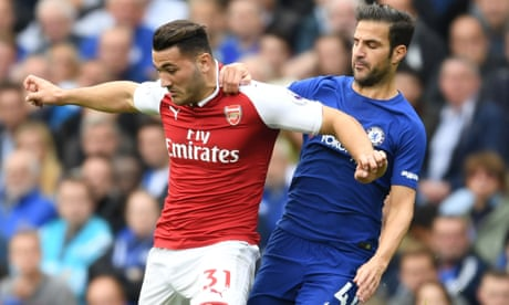 Sead Kolasinac adds missing muscle to Arsenal's array of skill-gnomes | Barney Ronay