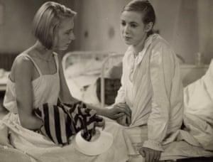 Mädchen In Uniform (Girls in Uniform) from 1931 was the oldest film on the list