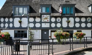 The Staffordshire market town of Stone saw a rise in coronavirus cases after social distancing guidelines were not adhered to at the Crown and Anchor pub.