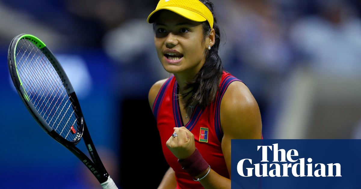 Emma Raducanu's US Open final to be shown free-to-air in UK on Channel 4
