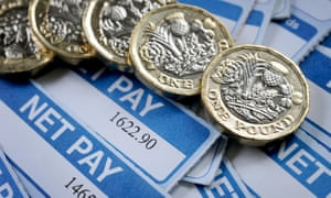 UK pay is rising faster than inflation