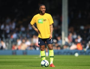 Raheem Sterling was the target of racist abuse in Montenegro