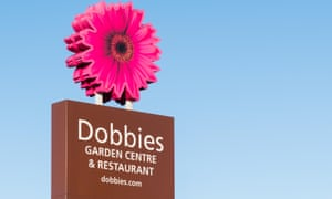 Suddenly a Wyevale gift card became Dobbies