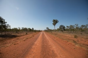 The Lama Lama national park in far north Queensland is run by the traditional owners of the land