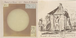 Images from the Transit of Venus collection