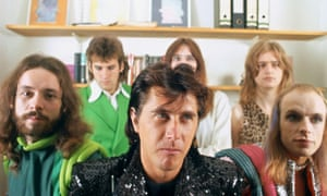Another early shot of Roxy Music from 1972
