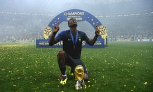 Paul Pogba scored in the World Cup final in 2018, but did he score the last goal of the day?