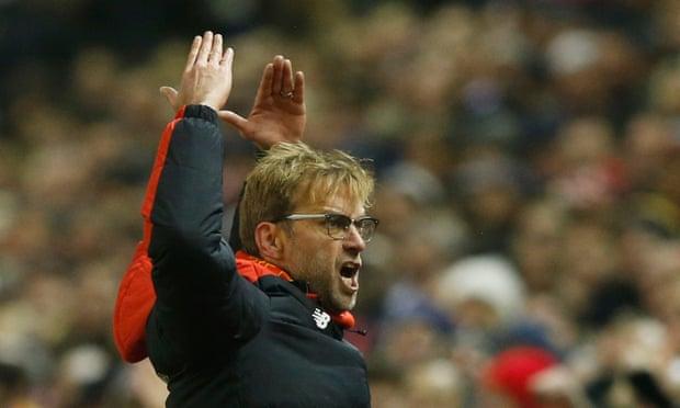 Liverpool boss Jurgen Klopp told to tone down goal ...