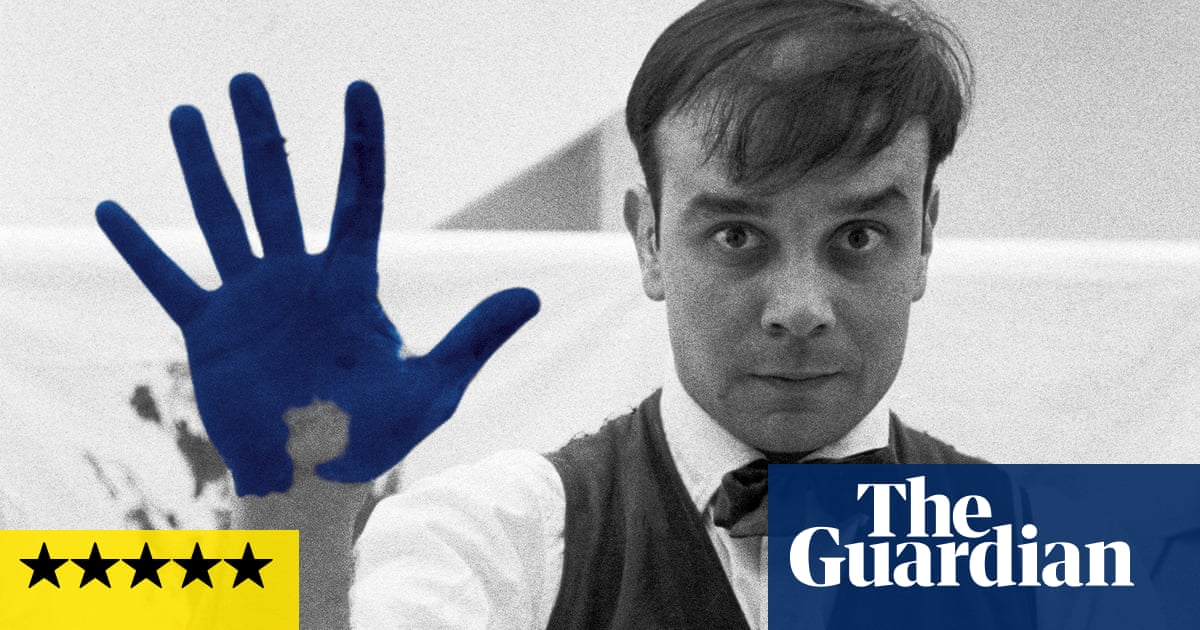 06c3e4fdab0 Yves Klein review – a superheated plunge into the wild blue yonders ...