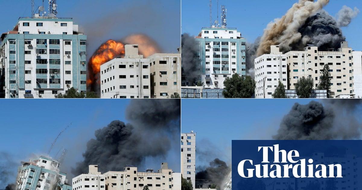 'No safe place': Associated Press reporter describes Gaza office attack