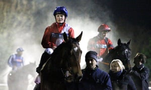 Hollie Doyle after winning on Vibrance at Kempton on 29 November.