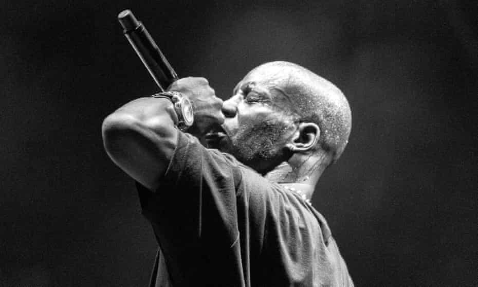 'Impressively bleak and relentless' ... DMX performing in 2014.