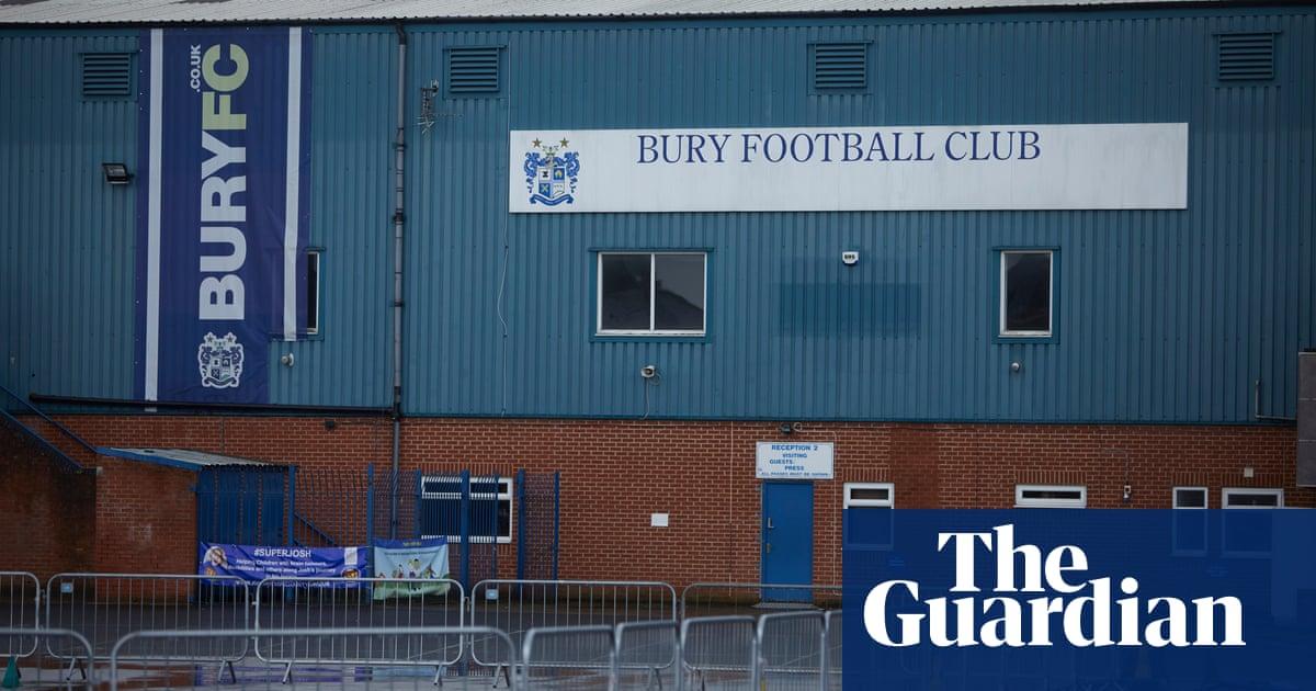 Bury face 14-day deadline to avoid EFL expulsion as Carabao Cup tie suspended
