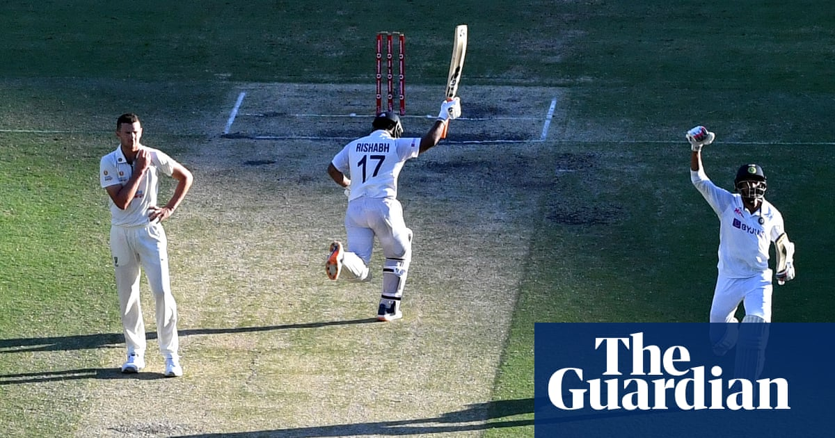 Indias bloody-mindedness fired them to historic win in Australia | Geoff Lemon