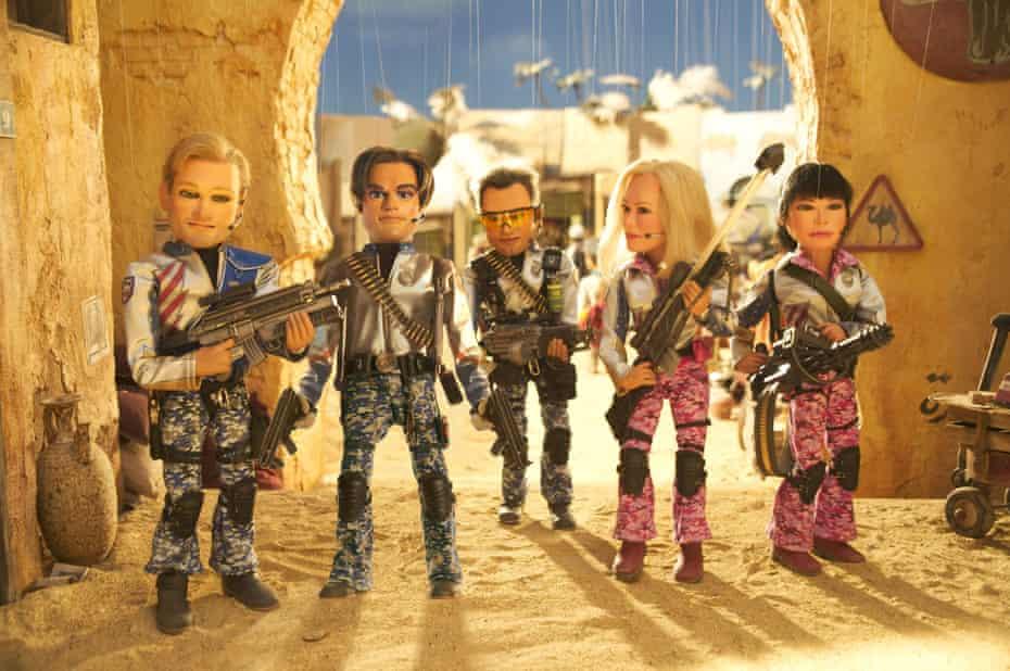 Fearless … Team America: World Police.