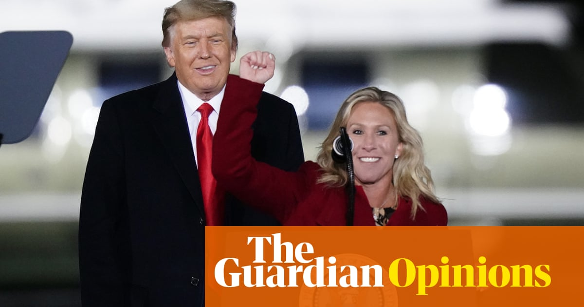 The Guardian view on an America First Caucus: a warning democracy is under siege