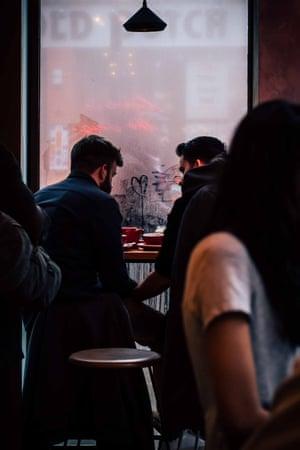 Stevert Honorio, the break-up, London