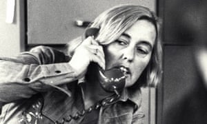 Jean Stead in 1973. She used her rare enthusiasm to galvanise a generation of younger reporters.