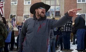 Oregon Militia standoff protests