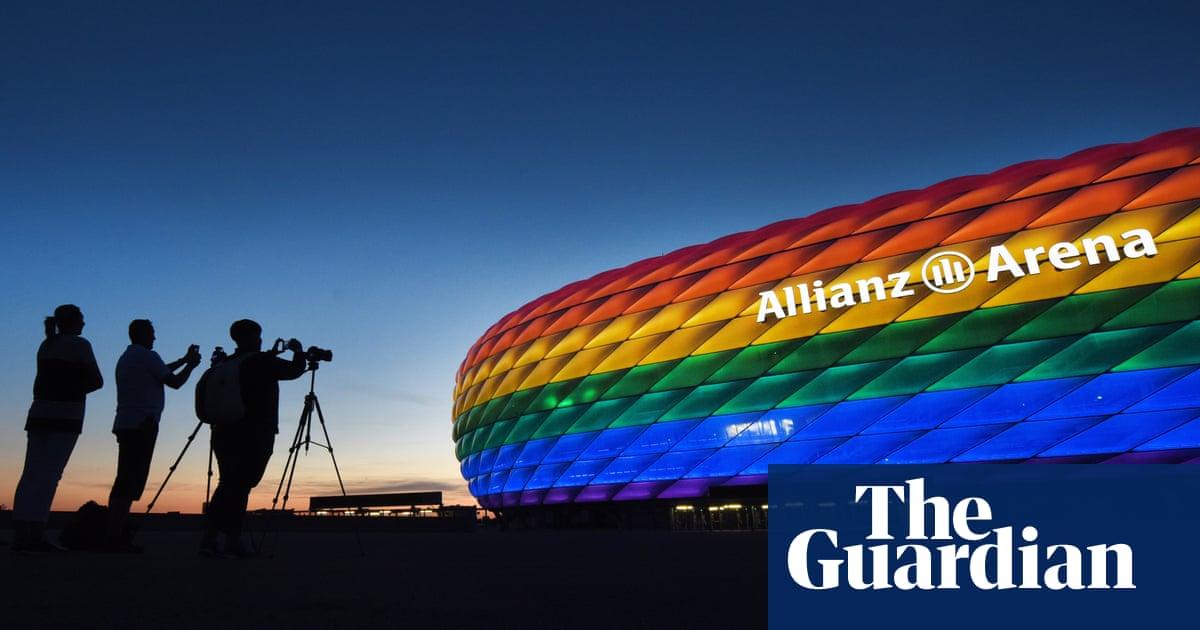 'Shameful': Uefa blocks LGBTQ+ rainbow stadium protest in Munich