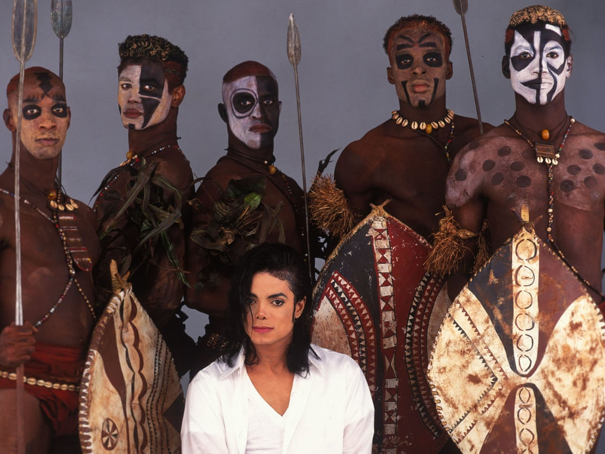 Black And White How Dangerous Kicked Off Michael Jackson S Race Paradox Music The Guardian