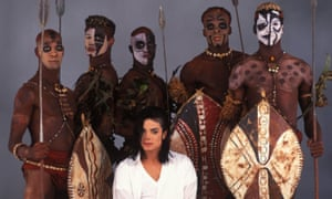 Black and White: how Dangerous kicked off Michael Jackson's