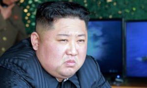 Kim Jong-un was displeased by the 'irresponsible work attitude' shown by creators of the performance