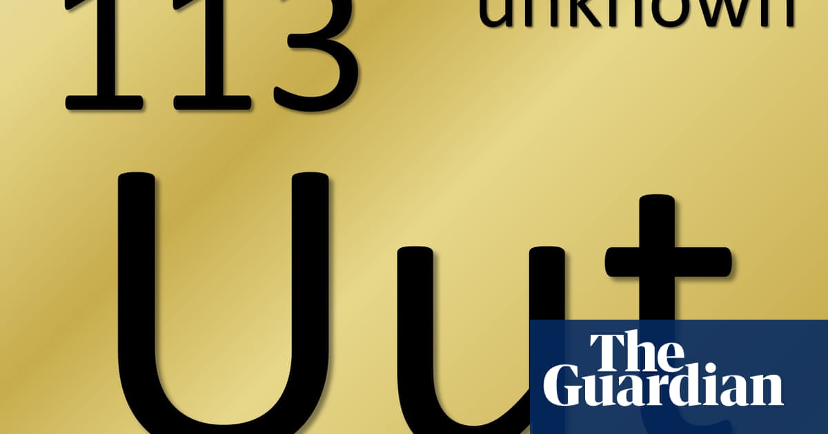 Periodic table's seventh row finally filled as four new