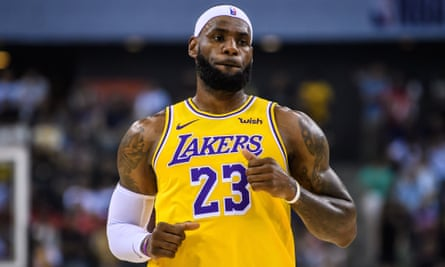 LeBron James is the latest NBA figure to become embroiled in the league's fraught relationship with China