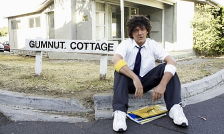 Chris Lilley as Jonah in Summer Heights High
