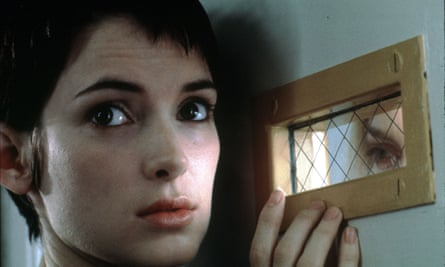 Winona Ryder in Girl, Interrupted.