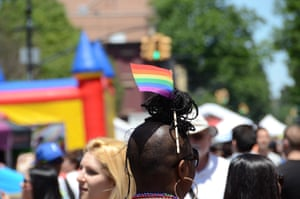 An image from Brooklyn Pride 2015