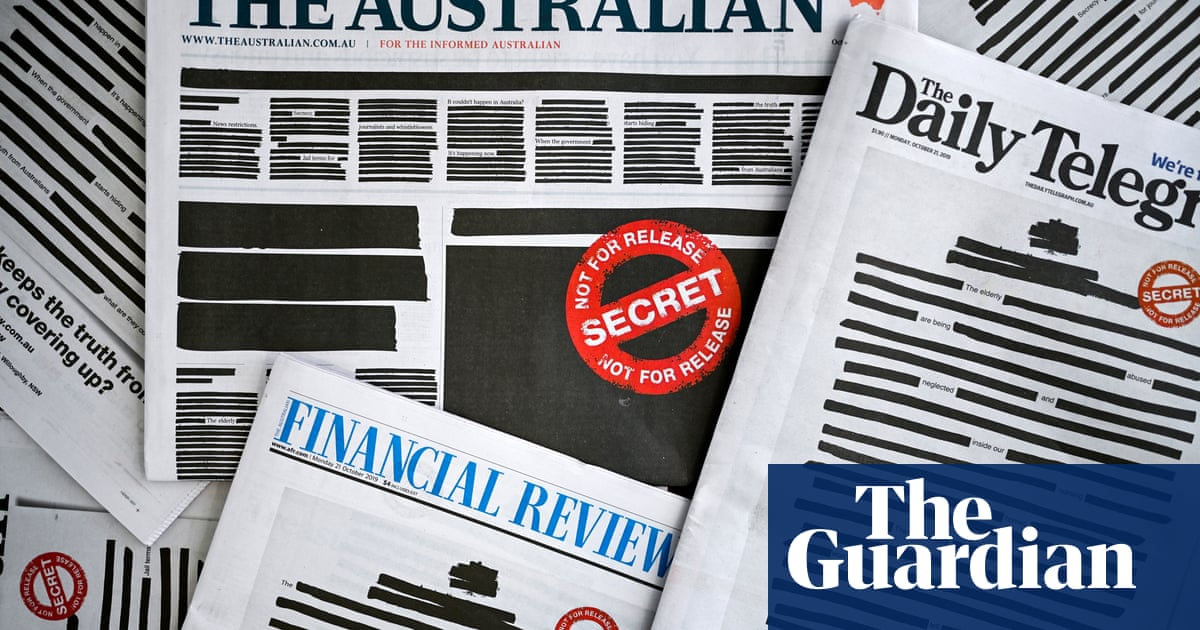 Australia needs to strengthen press freedom laws and promote transparency, inquiry finds