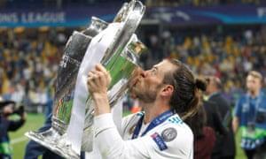 Gareth Bale, Real Madrid v Liverpool