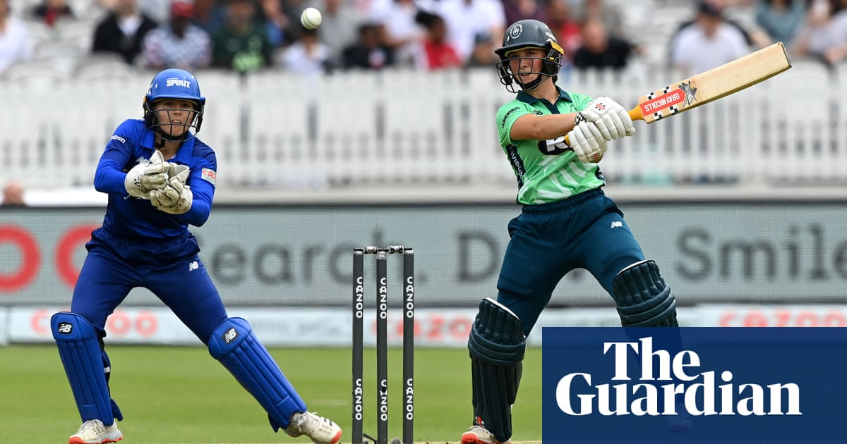 Alice Capsey announces herself as Oval Invincibles beat London Spirit