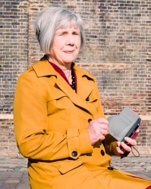 Margaret, 82.