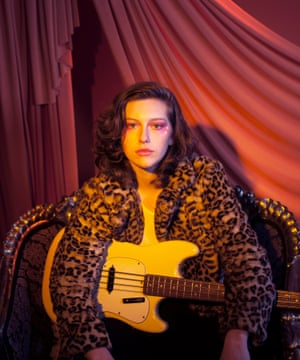 Brooklyn-based musician King Princess who toured Australia for the first time in November 2018