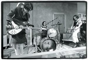 Sleater-Kinney in 2000