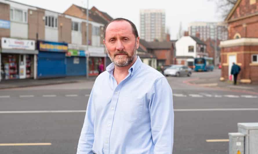 The Tory MP Eddie Hughes